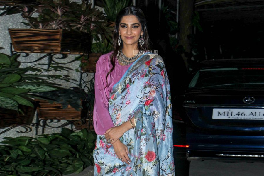 Sonam Kapoor At The Bhavesh Joshi Superhero Premiere