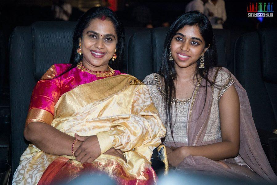 Kadaikutty Singam Audio Launch Photos