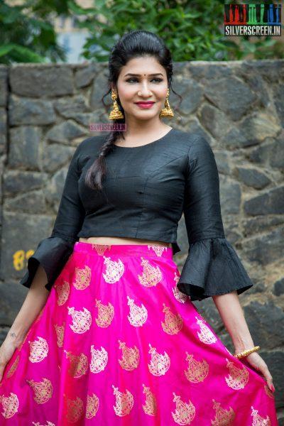 Anjena Kriti At The RK Nagar Audio Launch