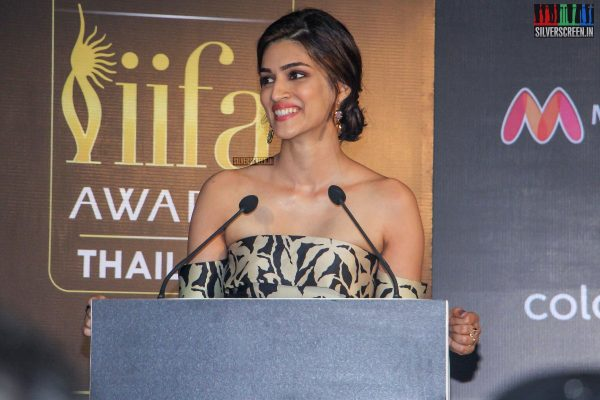Kriti Sanon At The IIFA Press Meet