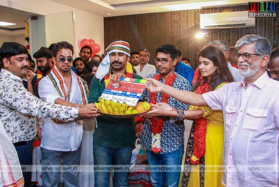 Kolaigaran Movie Launch Photos