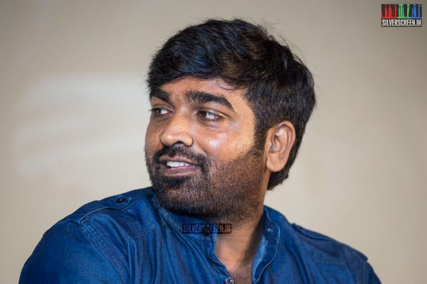 Vijay Sethupathi At The Junga Audio Launch