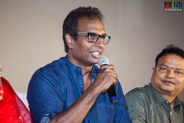 Arun Pandian At The Junga Audio Launch