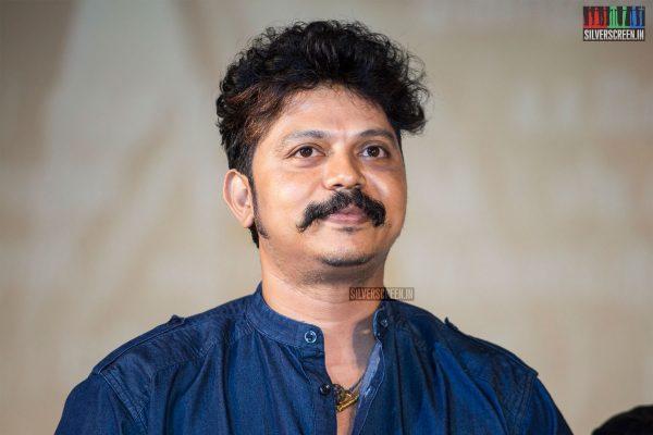 Sridhar At The Junga Audio Launch