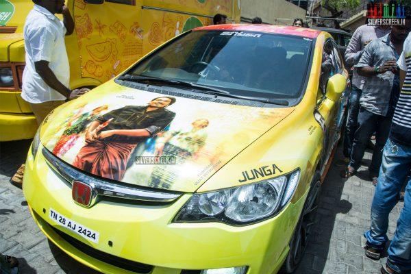 Junga Audio Launch Photos