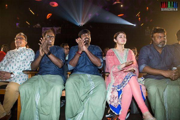 Sayesha Saigal At The Junga Audio Launch