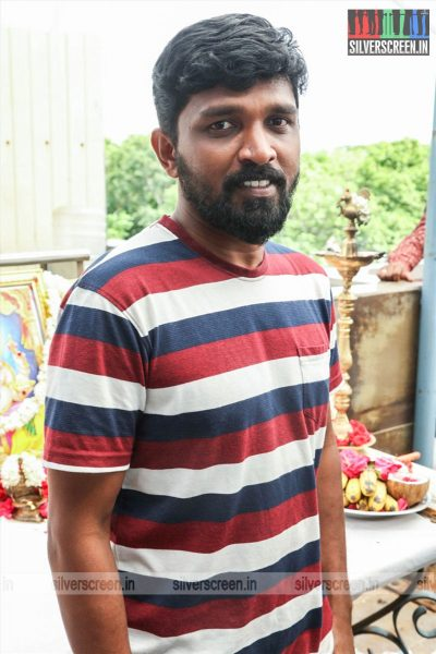 Balaji Sakthivel And Others At The Million Dollor Movies' New Movie Launch