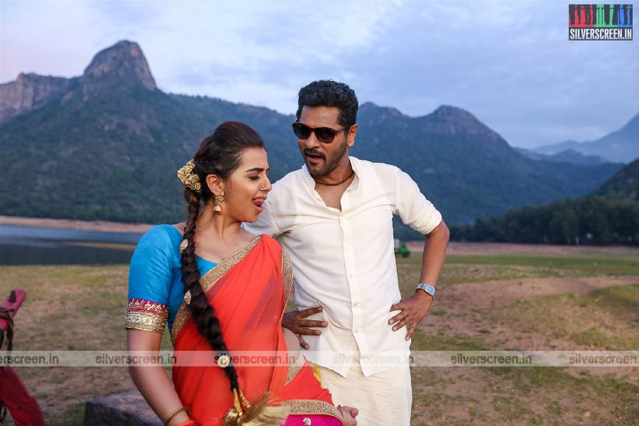 Charlie Chaplin 2 Movie Stills Starring Prabhu Deva And Nikki Galrani