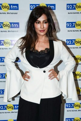 Chitrangada Singh At The Soorma Promotion