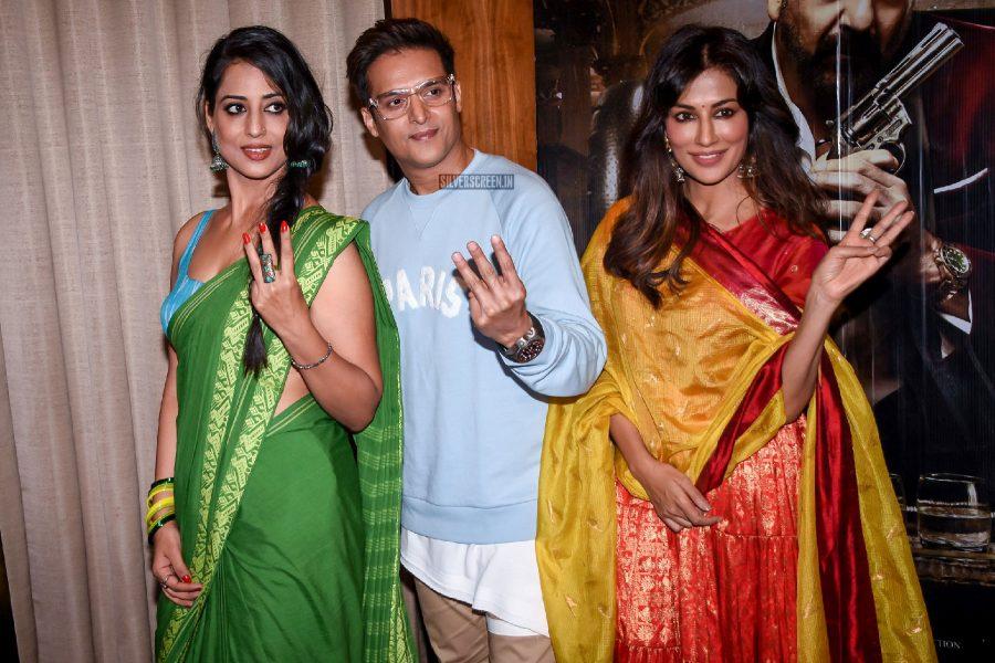 Chitrangda Singh, Mahie Gill Promote Saheb Biwi Aur Gangster 3