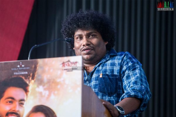 Yogi Babu At The Sema Press Meet