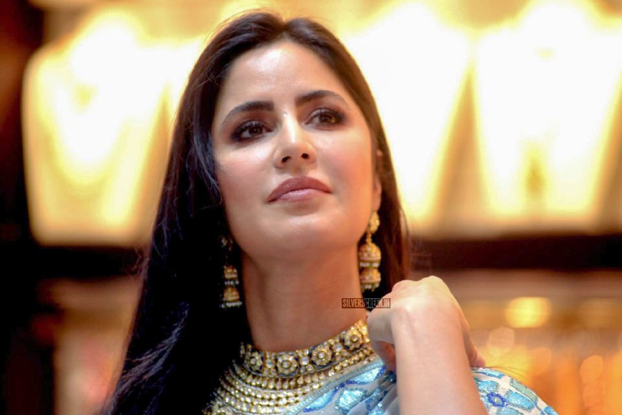 Katrina Kaif At A Jewellery Showroom Launch