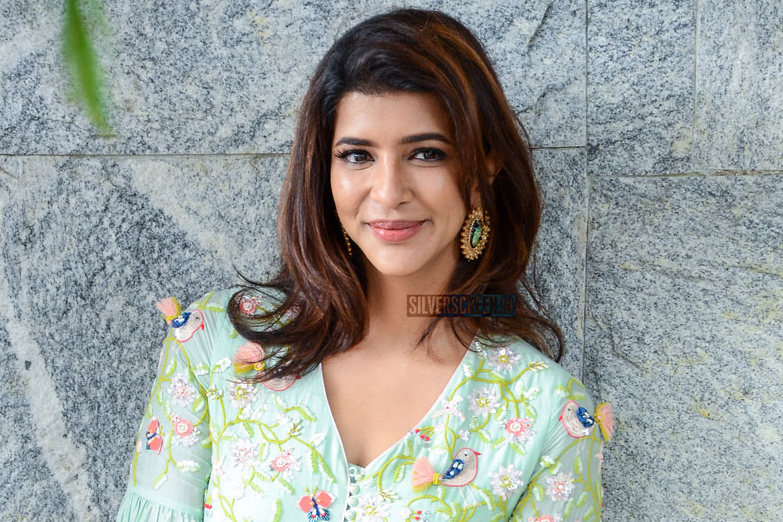 Lakshmi Manchu At The Wife Of Ram Promotion