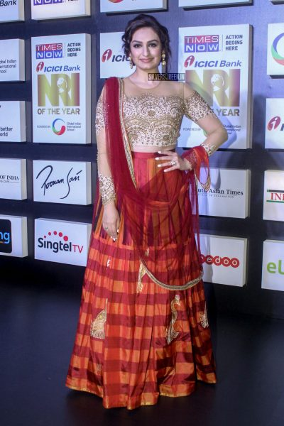 Tosc Chopra At An Awards Function