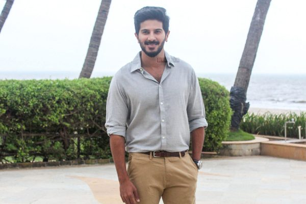Mithila Palkar, Dulquer Salmaan At The Karwaan Promotions