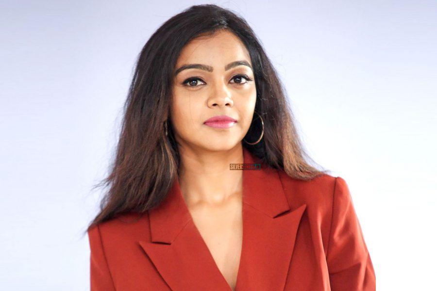 Nithya Shetty At The Nuvvu Thopu Raa Trailer Launch