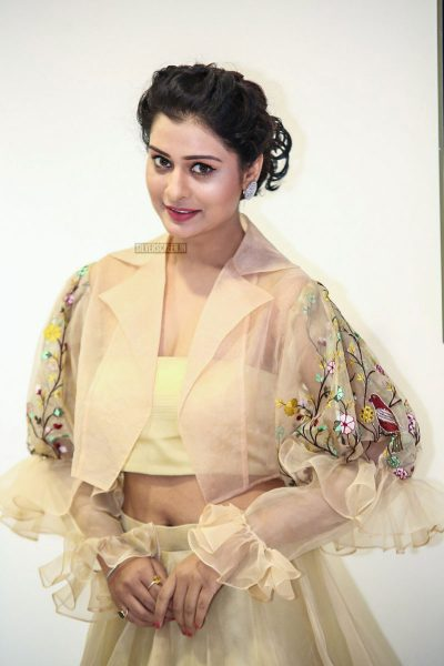 Payal Rajput At The RX 100 Audio Launch