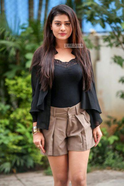 Payal Rajput Promotes Telugu Film RX 100 In Hyderabad