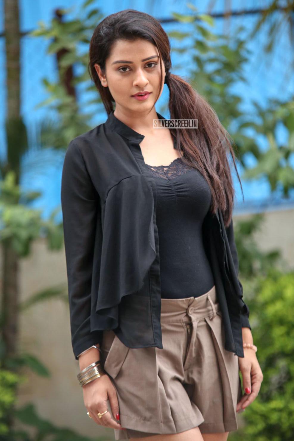 Payal Rajput Promotes Telugu Film RX 100 In Hyderabad – Silverscreen in