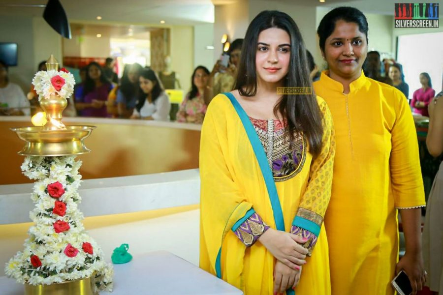 Prerna Khanna At The Inauguration Of A Fashion & Lifestyle Exhibition