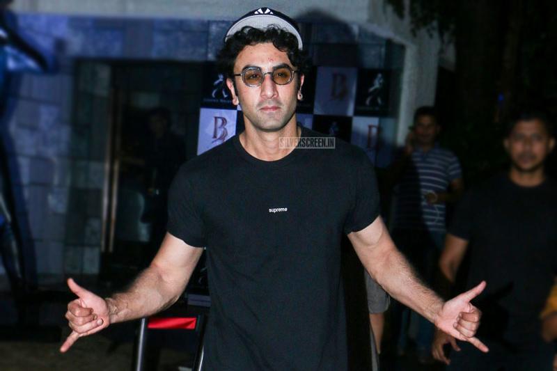 Ranbir Kapoor At The Sanju Success Meet