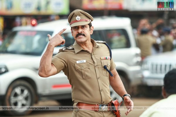 Saamy² Movie Stills Starring Vikram