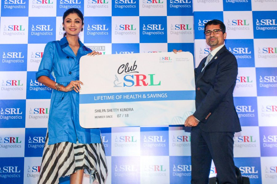 Shilpa Shetty Opts For A Bennch Outfit At An Event In Mumbai