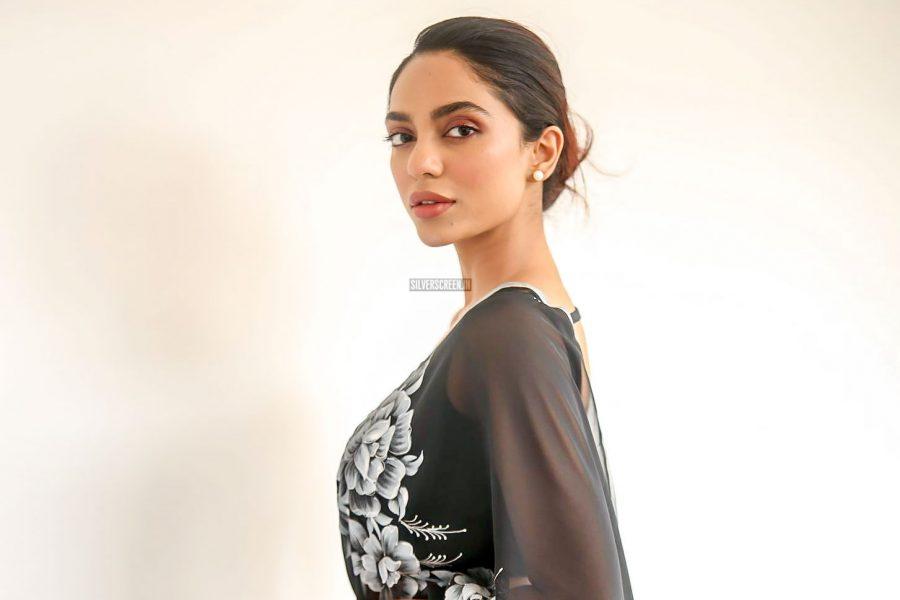 Sobhita Dhulipala Promotes Goodachari