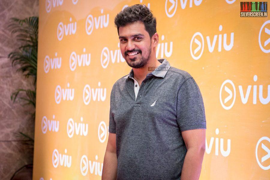 SR Prabhu At The VIU Launch In Chennai