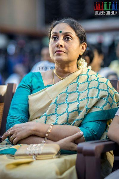 Saranya Ponvannan At The Junga Press Meet