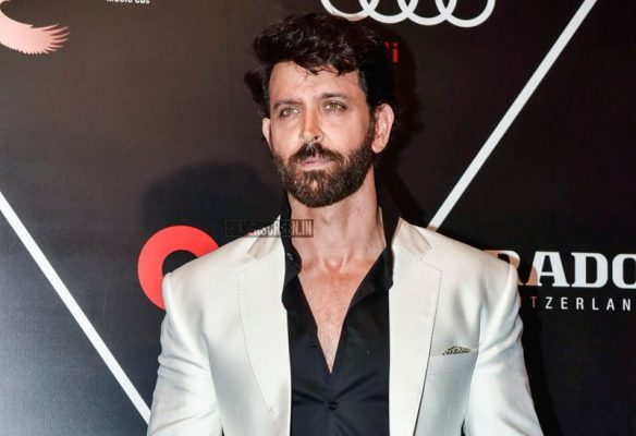 Hrithik Roshan At The GQ Best Dressed Awards 2018
