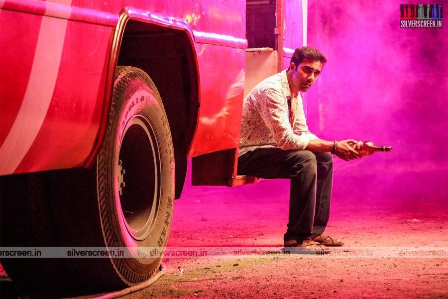 Arasiyala Idhellam Saadharanamappa Movie Stills Starring Veera, Malavika Nair