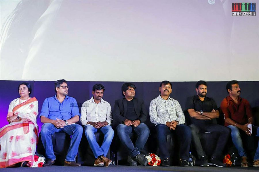 Boomerang Audio Launch Photos