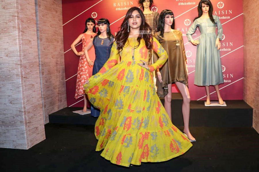 Bhumi Pednekar Announced Brand Ambassador Of A Fashion Label