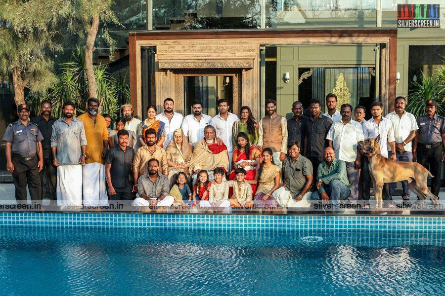 Chekka Chivantha Vaanam Movie Stills Starring Arvind Swami, Arun Vijay, Vijay Sethupathi