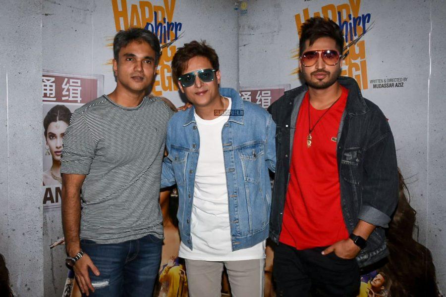 Manish Malhotra Promote Happy Phirr Bhag Jayegi