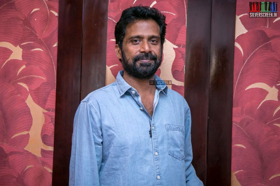 Guru Somasundaram At The Odu Raja Odu Press Meet