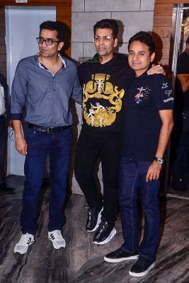 Karan Johar At The Dhadak Success Meet