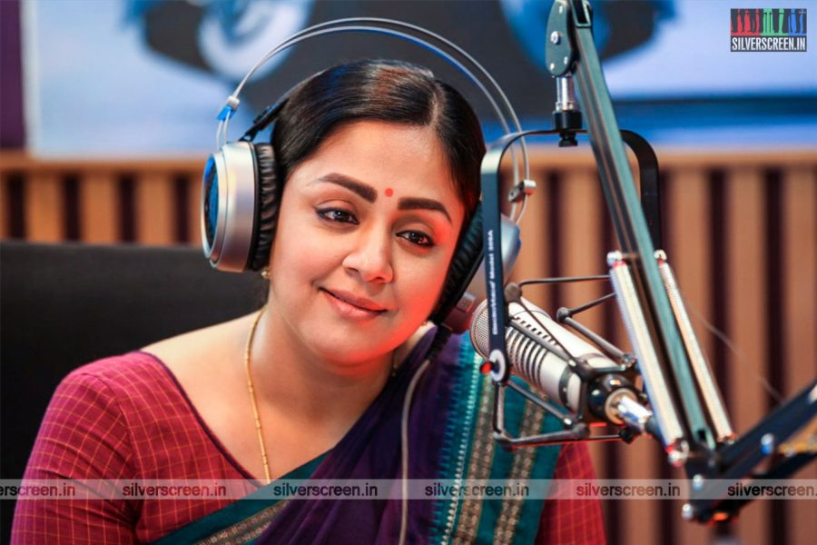 Kaatrin Mozhi Movie Stills Starring Jyothika