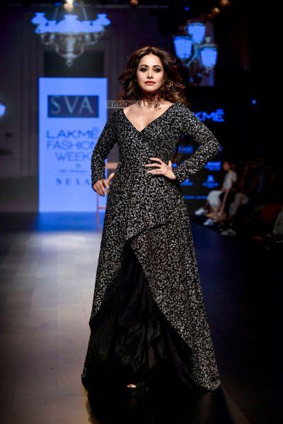 Nushrat Bharucha At The Lakme Fashion Week 2018