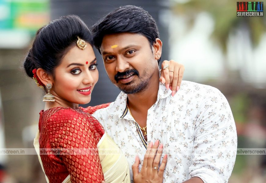 Kalari Movie Stills Starring Kreshna, Vidya Pradeep