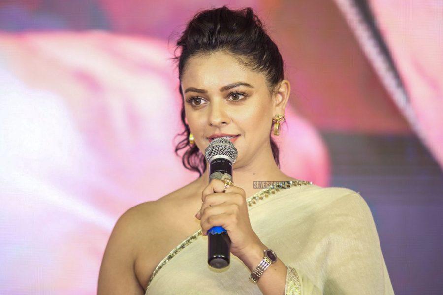 Pooja Kumar At The Vishwaroopam 2 Audio Launch