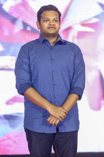 M Ghibran At The Vishwaroopam 2 Audio Launch