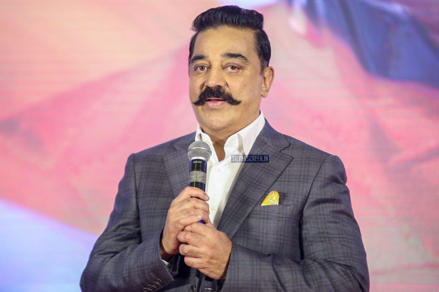 Kamal Haasan At The Vishwaroopam 2 Audio Launch