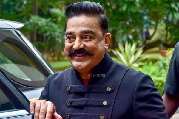 Kamal Haasan Promotes Vishwaroopam 2 On The Sets Of Indian Idol