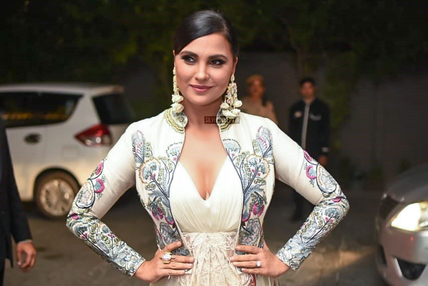 Lara Dutta, Sophie Choudry At The Miss Diva 2018
