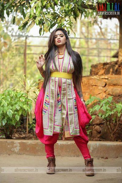 Masoom Shankar Photoshoot Stills
