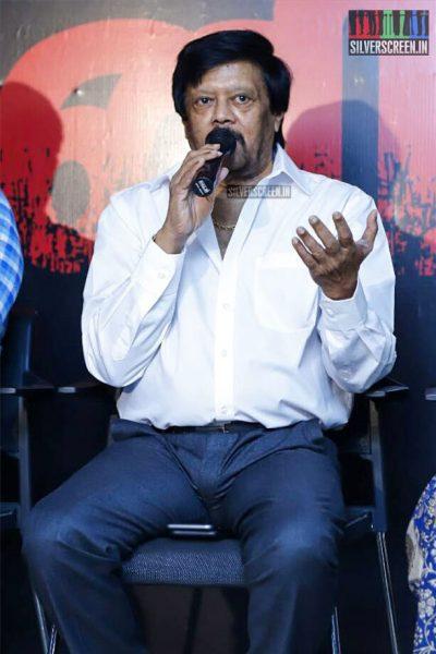 Thiyagarajan At The Johnny Press Meet