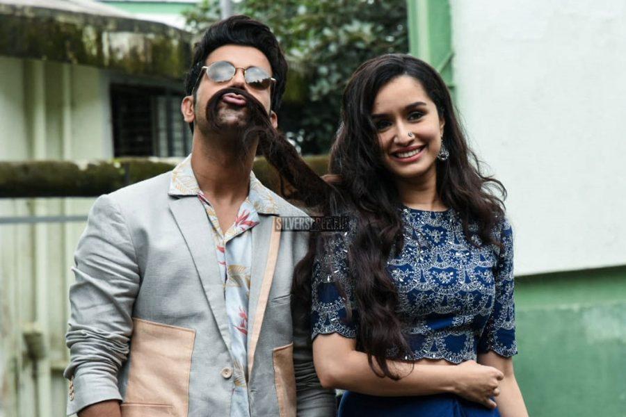 Rajkummar Rao And Shraddha Kapoor Promote Stree