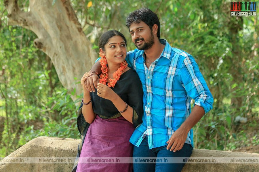 Seemathurai Movie Stills Starring Geethan Britto, Varsha Bollamma